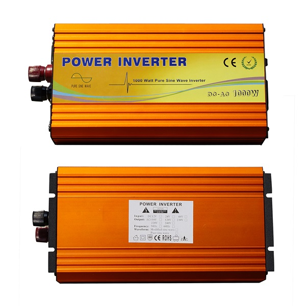 1KW Off Grid Pure Sine Wave Inverter 12V To 110V220V-3