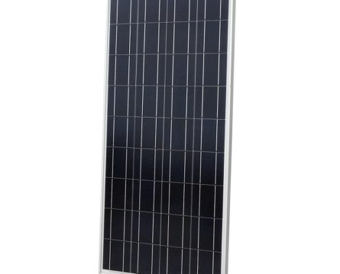 100W Polycrystalline Solar Panel for RV's, Boats and 12V Systems