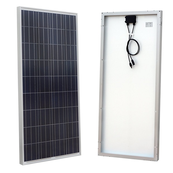 12-110V Completed Solar Wind Hybrid System of Solar Panel