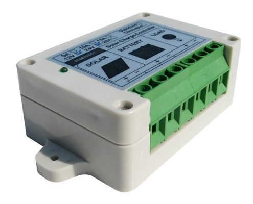 15A PWM Solar Panel Charge Controller for 12V24V Battery