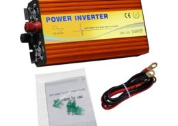 1KW Off Grid Pure Sine Wave Inverter 12V To 110V220V