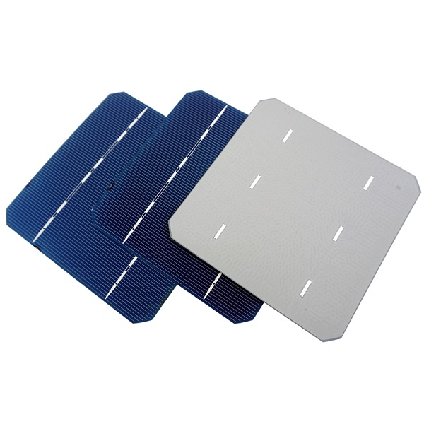 2.6W-Cell 5x5 (125mmx125mm) Monocrystalline Solar Cell for DIY Solar Panel-3