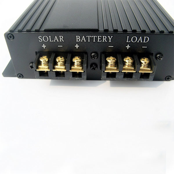 20A MPPT Solar Charge Controller 12V-24V with LCD Display, Timer and Light Sensor-3