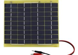 5W High Quality Epoxy Resin Encapsulation Solar Panels-1