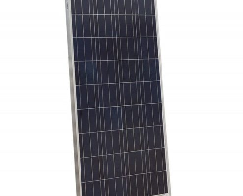150 Watt Polycrystalline Solar Panel Module for 12V Battery Charging