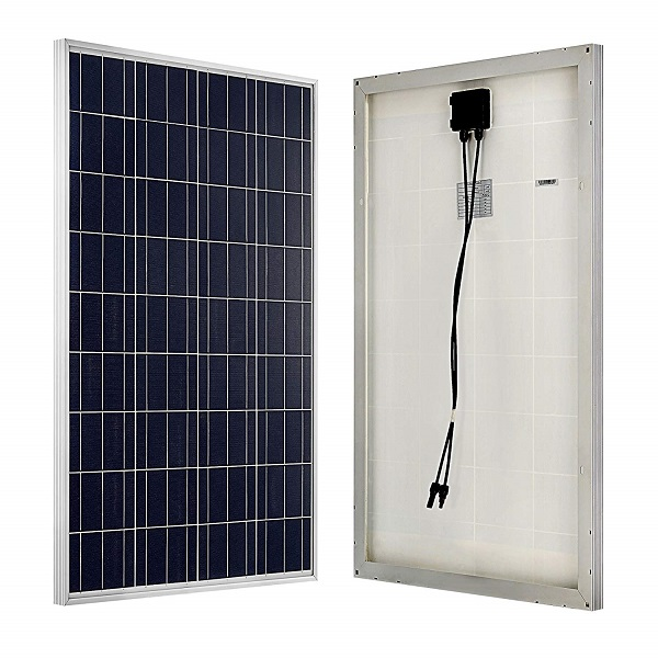 200W 24V Solar Water Pump System with Mounting Kits for Water Fountain-1