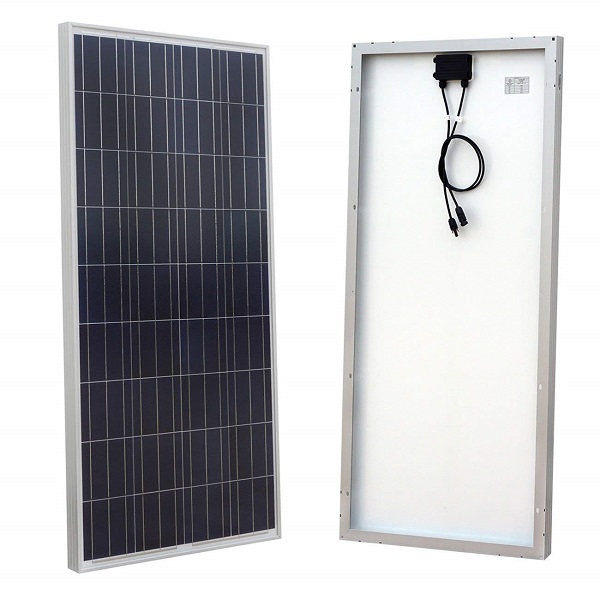 450W Polycrystalline Off Grid Solar Panel Kit with Combiner Box-1